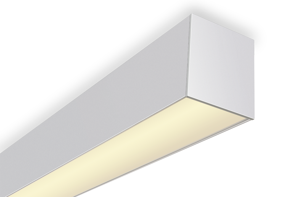 Nimble- L Ceiling surface mounted luminaire 735